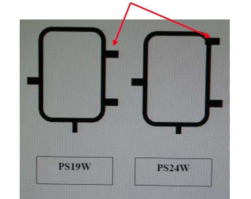 PS19W VS PS24W